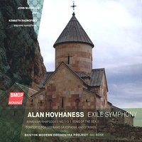 Alan Hovhaness: Exile Symphony — John McDonald, Boston Modern Orchestra Project, Gil Rose, Kenneth Radnofsky