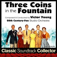 Three Coins in the Fountain (Ost) [1954] — Victor Young, 20th Century-Fox Studio Orchestra