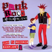 Punk Rock Is Your Friend: Kung Fu Records Sampler, No. 4 — сборник