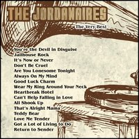The Very Best: The Jordanaires — The Jordanaires
