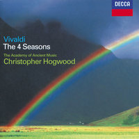 Vivaldi: The Four Seasons — The Academy of Ancient Music, Christopher Hogwood, John Holloway, Catherine Mackintosh, Alison Bury, Christopher Hirons