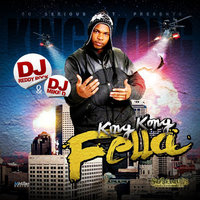 King Kong Fella (feat. DJ Reddy Rock & DJ Mike D) — Fella