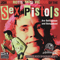 Sid & John of the Sex Pistols Are Outrageous and Outspoken! — Sid Vicious, Johnny Rotten