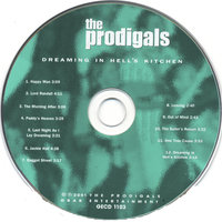 Dreaming In Hells Kitchen — The Prodigals