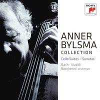 Anner Bylsma plays Cello Suites and Sonatas — Anner Bylsma