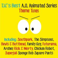 Theme Music from T.V.'s Best A.O. Animated Series — The London Film Score Orchetra