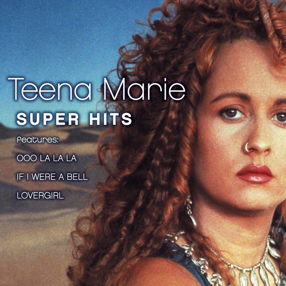 Teena marie lover girl — 15