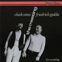 Chick Corea & Friedrich Gulda: The Meeting — Chick Corea, Friedrich Gulda