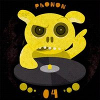 Phonon Records, Vol. 4 — Bone Machine, Silvouplay, Bonemachine, The Edge