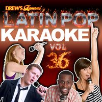 Latin Pop Karaoke, Vol. 36 — The Hit Crew