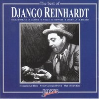 The Best Of Django Reinhardt — Diango Reinhardt