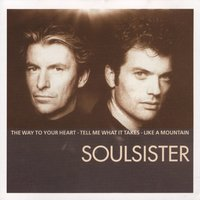 The Way To Your Heart - The Very Best Of Soulsister — Soulsister