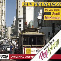 San Francisco — Scott McKenzie