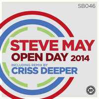 Open Day 2014 — Steve May