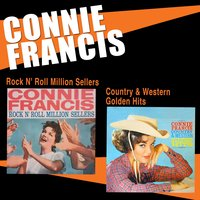 Connie Francis ‎sings Rock N' Roll Million Sellers + Country & Western Golden Hits — Connie Francis