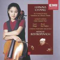 Works for Cello and Orchestra — Han-Na Chang, Макс Брух