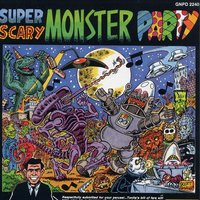 Super Scary Monster Party — сборник
