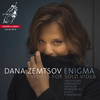 Enigma: Works for Solo Viola — Dana Zemtsov