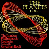 Holst: The Planets — Wiener Philharmoniker, Herbert von Karajan, London Philharmonic Orchestra, Sir Adrian Boult
