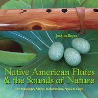 NATIVE AMERICAN FLUTES & SOUNDS OF NATURE (Relaxing Native American Flute & Nature Sounds for Massage, Sleep, Spas & Yoga) — Jessita Reyes, Ben Tavera King & Native Flute Ensemble