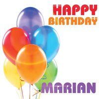 Happy Birthday Marian — The Birthday Crew