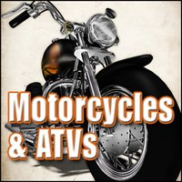 Motorcycles & Atvs: Sound Effects — Sound Effects Library