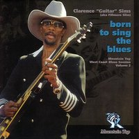 "Born To Sing The Blues — Clarence ""Guitar"" Sims"