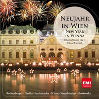 Neujahr in Wien - New Year in Vienna — Эдуард Штраус