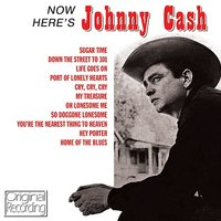 Now Here's Johnny Cash — Johnny Cash