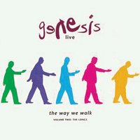 Live - The Way We Walk Volume Two: 'The Longs' — Genesis