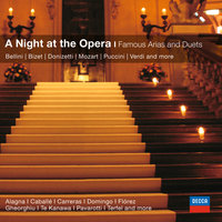 An Evening at the Opera: Famous Arias And Duets — Agnes Baltsa, Edita Gruberova, Luciano Pavarotti, Jon Vickers