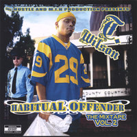 Habitual Offender vol.2 — T. WILSON