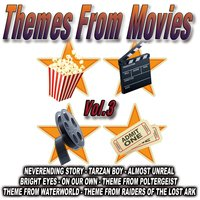 The Best Themes From Movies Vol.3 — The Royal Instrumental Orchestra