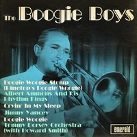 "The Boogie Boys — Meade ""Lux"" Lewis"