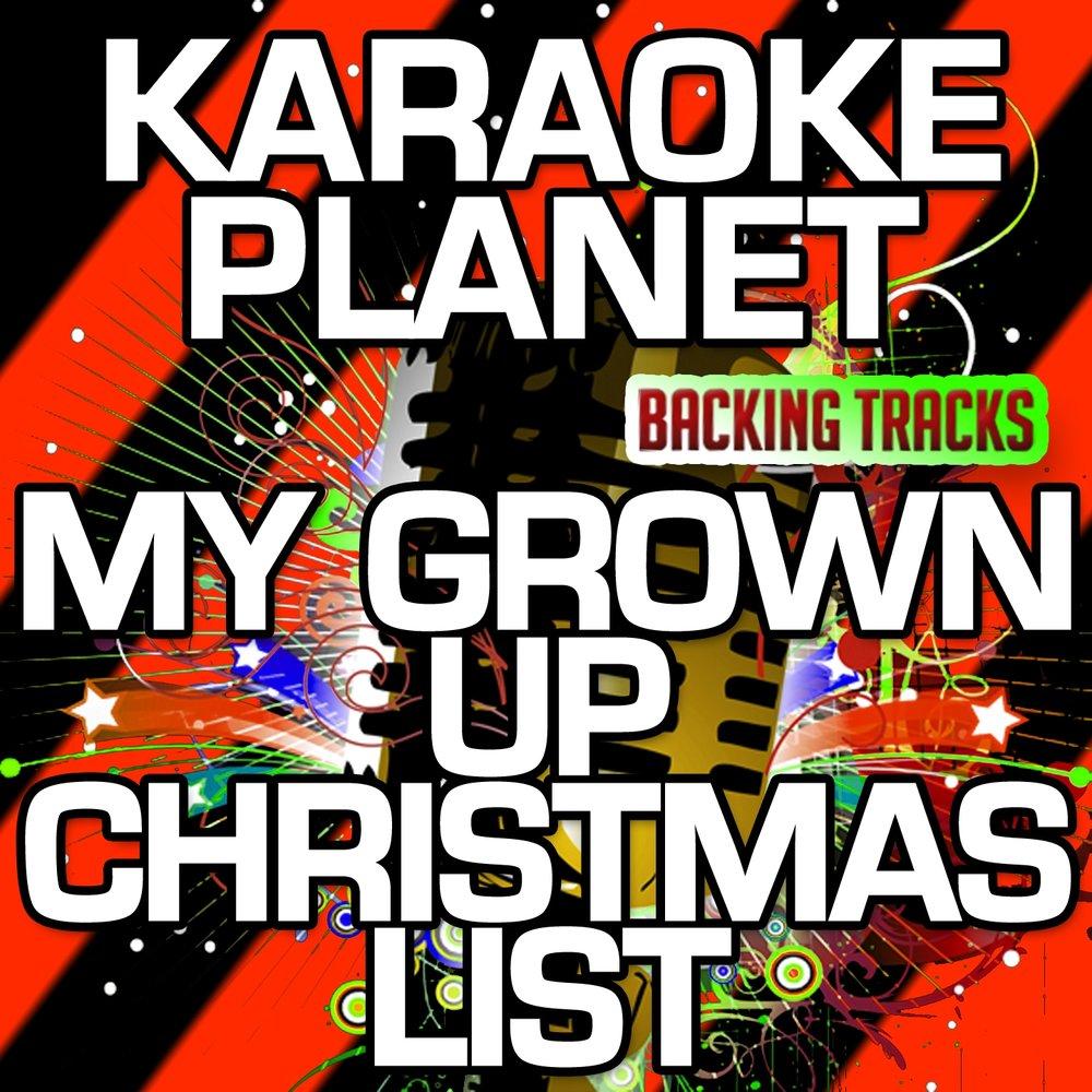 My Grown up Christmas List. Listen online on Yandex.Music