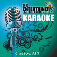 Karaoke - Chart Boys, Vol. 3 — Mr. Entertainer Karaoke