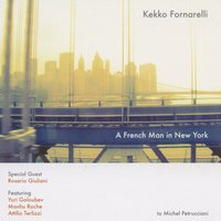 A French Man In New York — Kekko Fornarelli