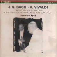 Concert at Castel Gandolfo In The Presence of His Holiness Pope John-Paul II — Camerata Lysy