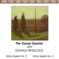 Ciompi Quartet Plays Wheelock — Ciompi Quartet