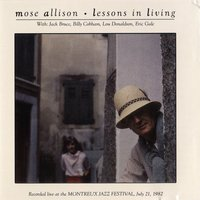 Lessons In Living — Mose Allison