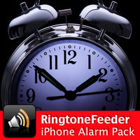 iPhone Alarm Tones — Ringtonefeeder