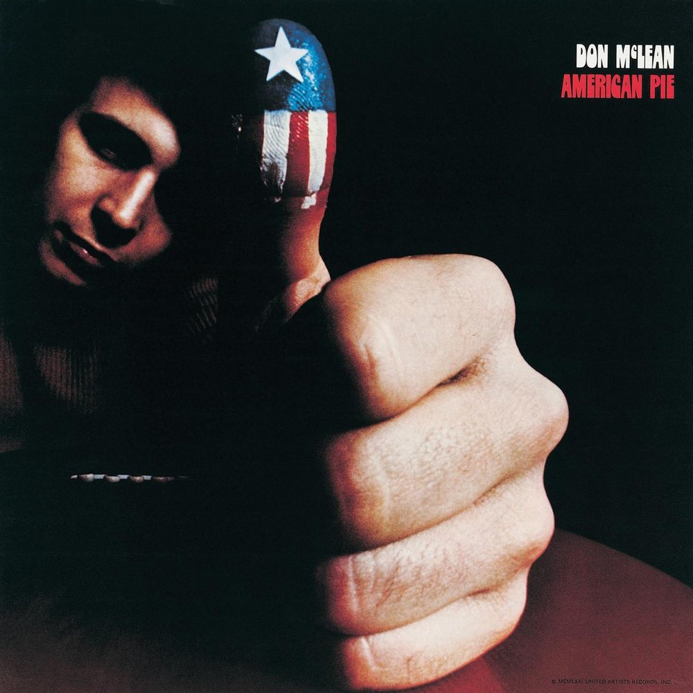 an analysis of the song american pie by don mclean and a remake of madonna