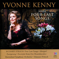Yvonne Kenny Sings Four Last Songs — Рихард Штраус, Yvonne Kenny, Queensland Symphony Orchestra, Johannes Fritzsch