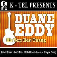 Duane Eddy - His Very Best Twang — Duane Eddy