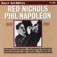 Red nichols - phil napoleon (1921-1931) — сборник