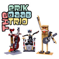 The Erik Daab Trio — The Erik Daab Trio