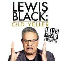 Old Yeller: Live at the Borgata — Lewis Black