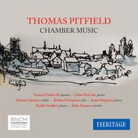 Thomas Pitfield: Chamber Music — Thomas Pitfield