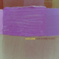 Love Is Here to Stay — Cleo Laine