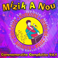 Mizik a Nou: Commemorative Compilation, Vol. 4 — Carlyn XP & Webster Marie